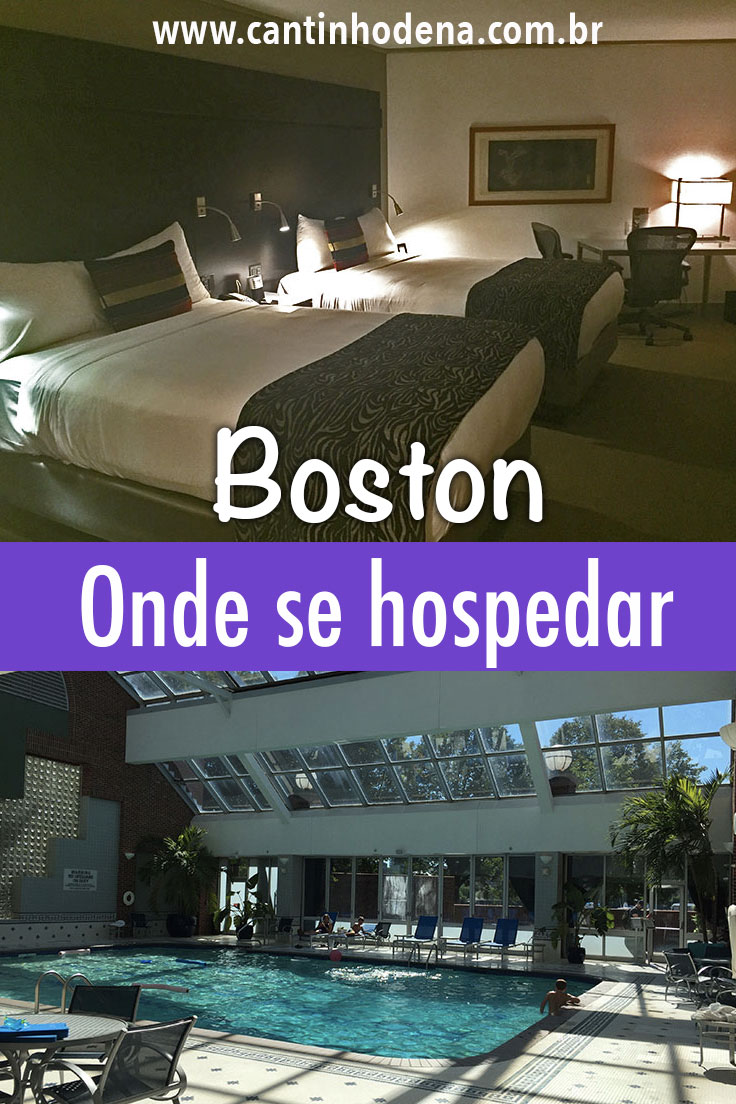 Dica de hotel em Boston