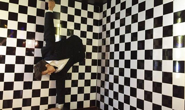 Ripley's em New York: Museu show, acredite se quiser.