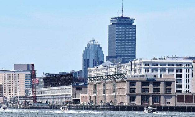 Skywalk Observatory em Boston