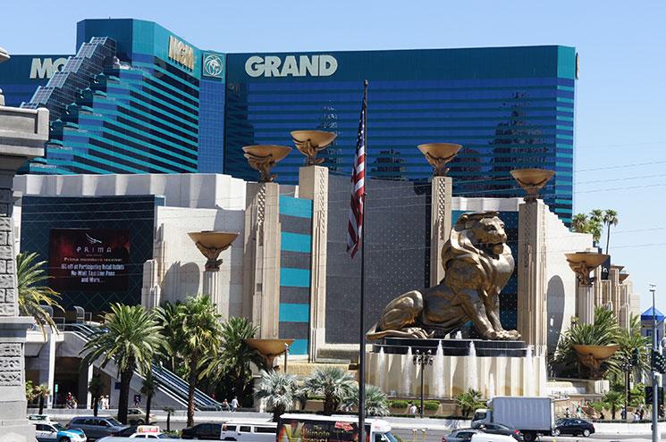 Estacionamento nos hotéis em Las Vegas, o que mudou.