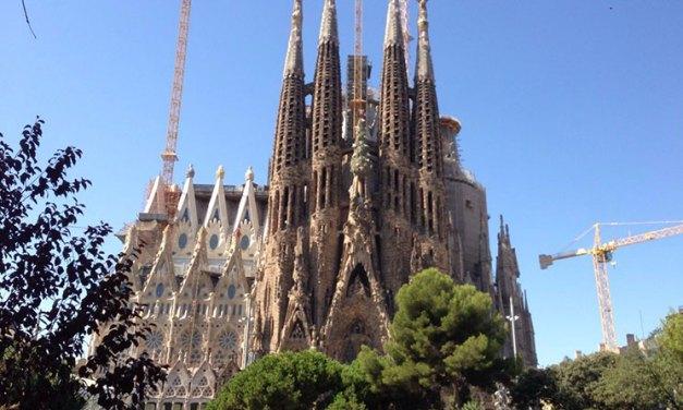 A Sagrada Família e Gaudí. A obra e seu criador.