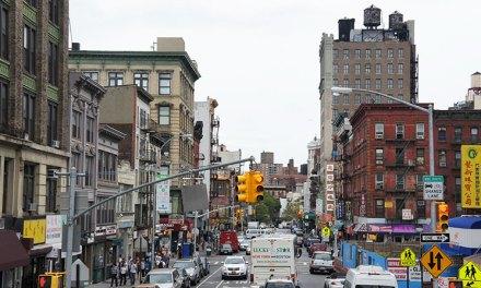 Chinatown em New York com dica de onde comer