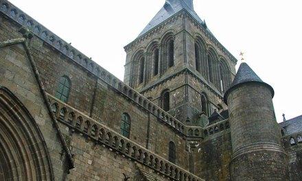 Visita à Abadia no Mont Saint Michel