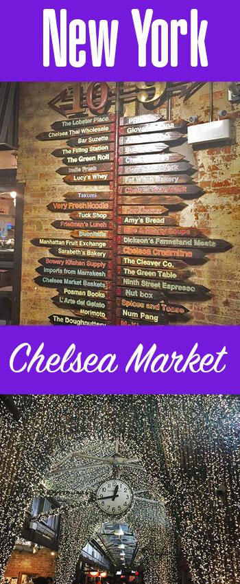 Chelsea Market em New York