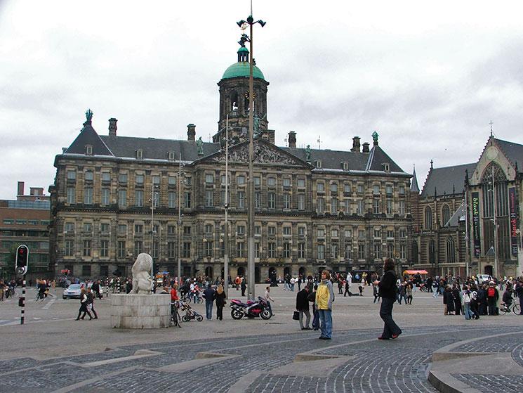 Atração em Amsterdam