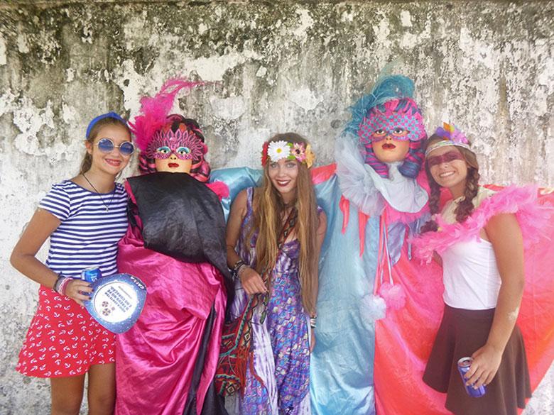 Carnaval 2017 Fantasias em Olinda