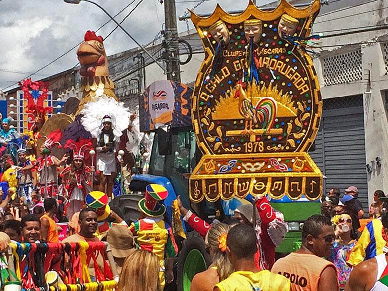 Carnaval 2017 Desfile do Galo da Madrugada