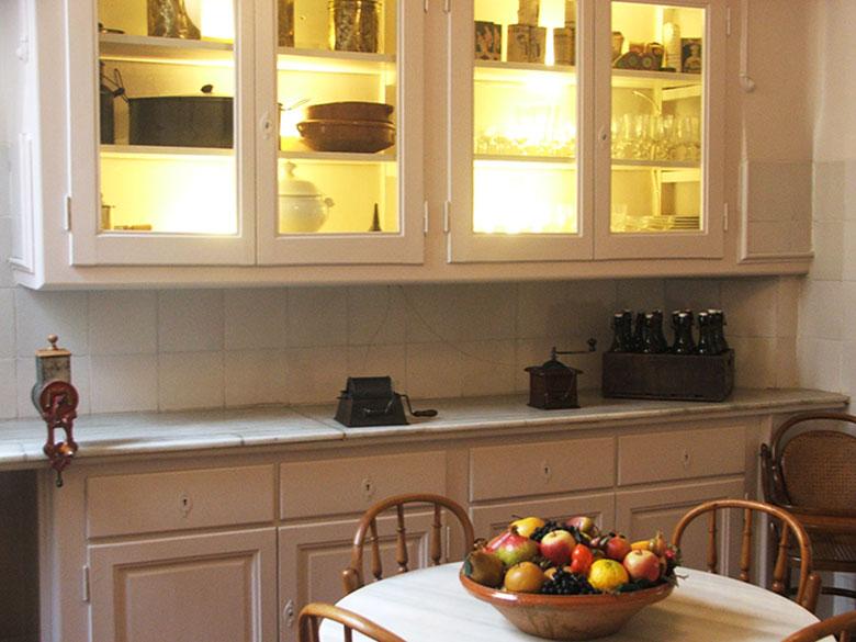 Cozinha da Casa Milà ou La Pedrera