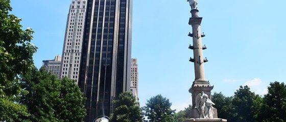 Columbus Circle em New York