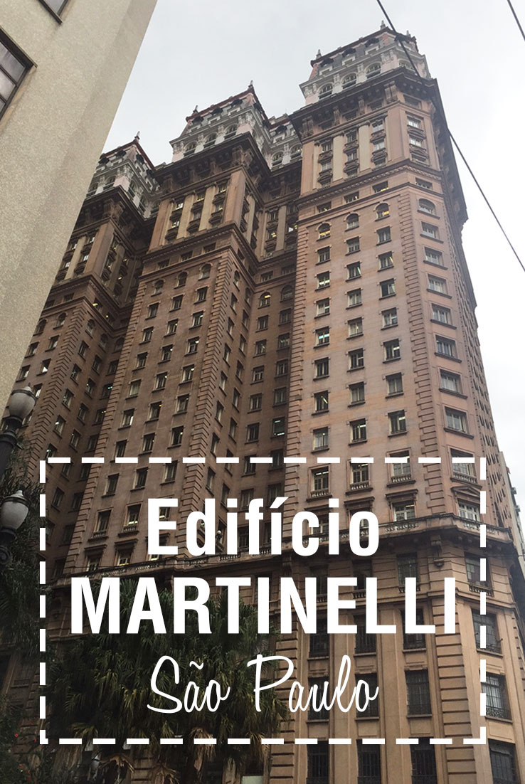 edificio martinelli Pin