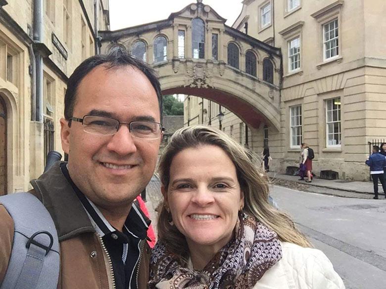 Ponte dos Suspiros Oxford