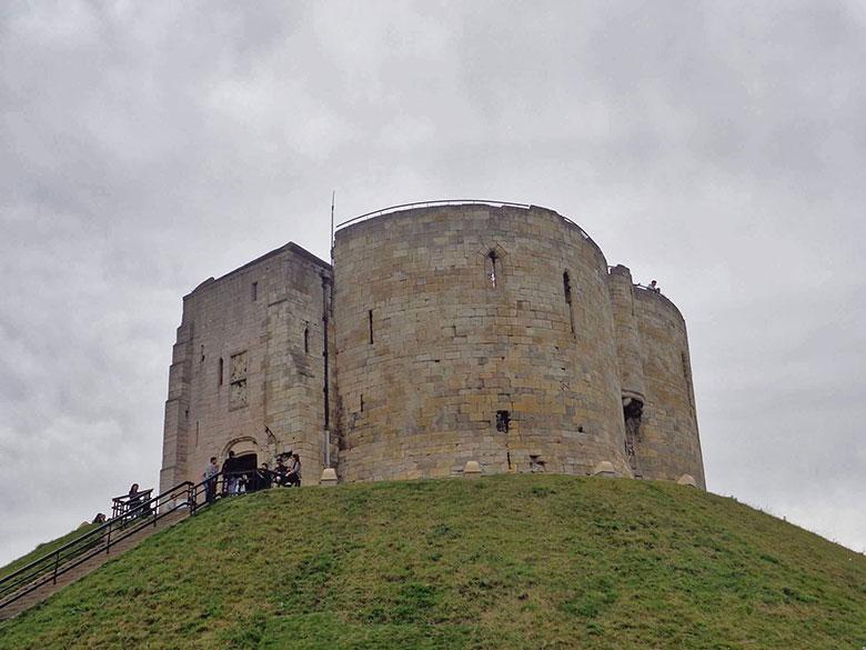 York no interior da Inglaterra