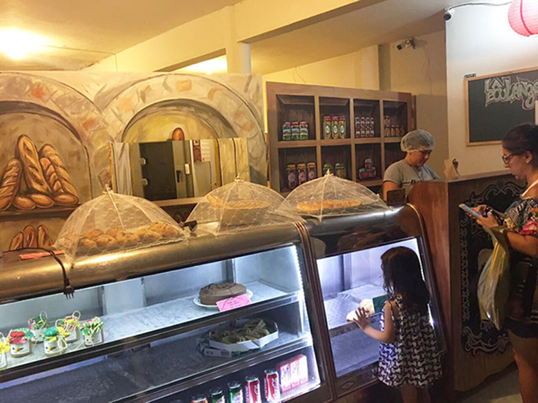 Boulangerie em Jericoacoara