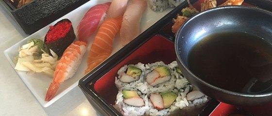 Haru Restaurante Japonês em New York
