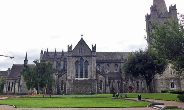 A linda Catedral de Dublin – Christ Church