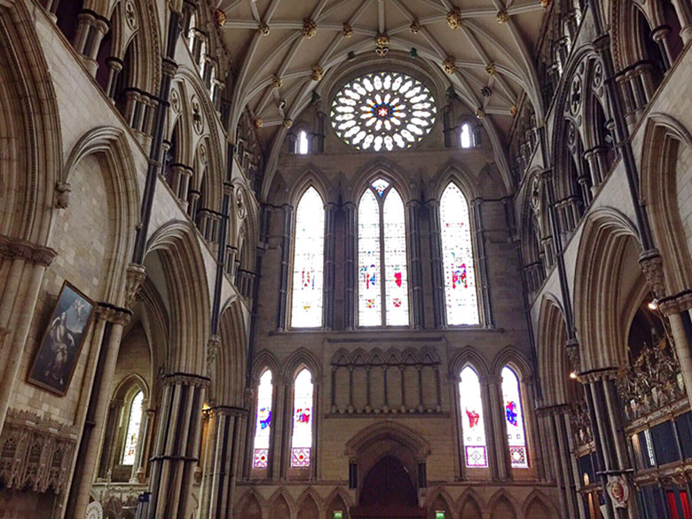 Vitrais da Catedral de York