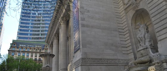 Bilioteca Pública de New York