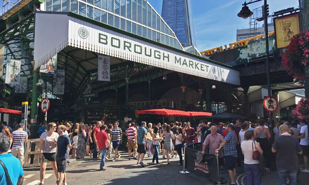 Borough Market: o mercado milenar de Londres