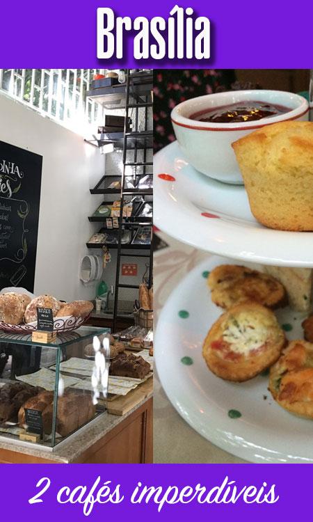 Dicas de um bom café em Brasília
