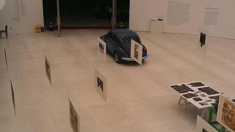 Galeria Janere Costa no Parque Dona Lindu em Recife