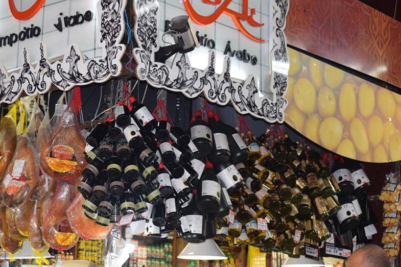 Empório Árabe no Mercado Municipal de São Paulo
