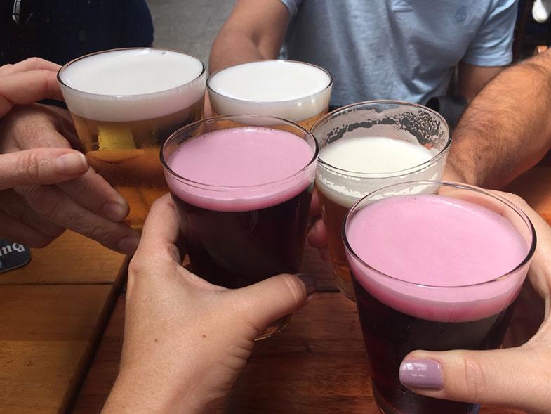 Chopps da Santa Terezinha Cervejas no Mercadão