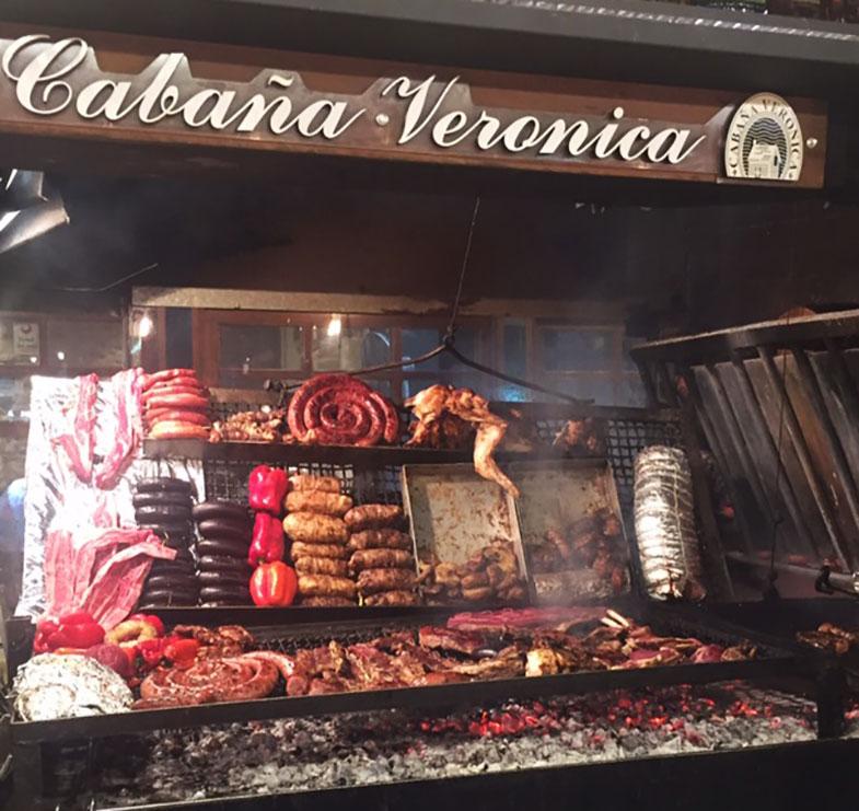 Cabaña Veronica em Montevideu