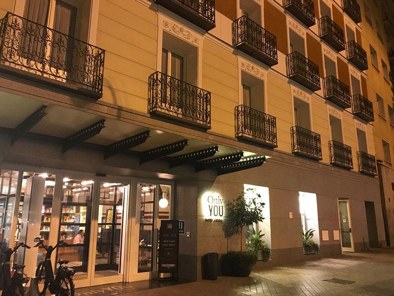 Hotel em Madrid - Only You Hotel Atocha