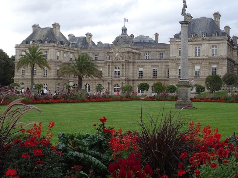 Palácio do Jardim de Luxemburgo