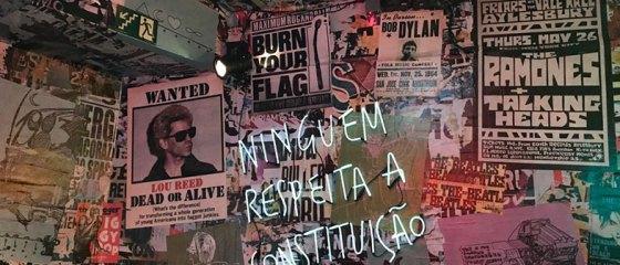 Exposição sobre Renato Russo no MIS em São Paulo