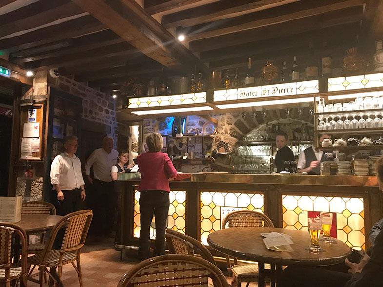 Onde comer no Mont Saint Michel