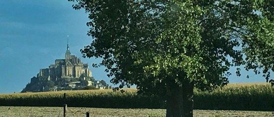 Mini guia de viagem para Mont Saint Michel na Normandia