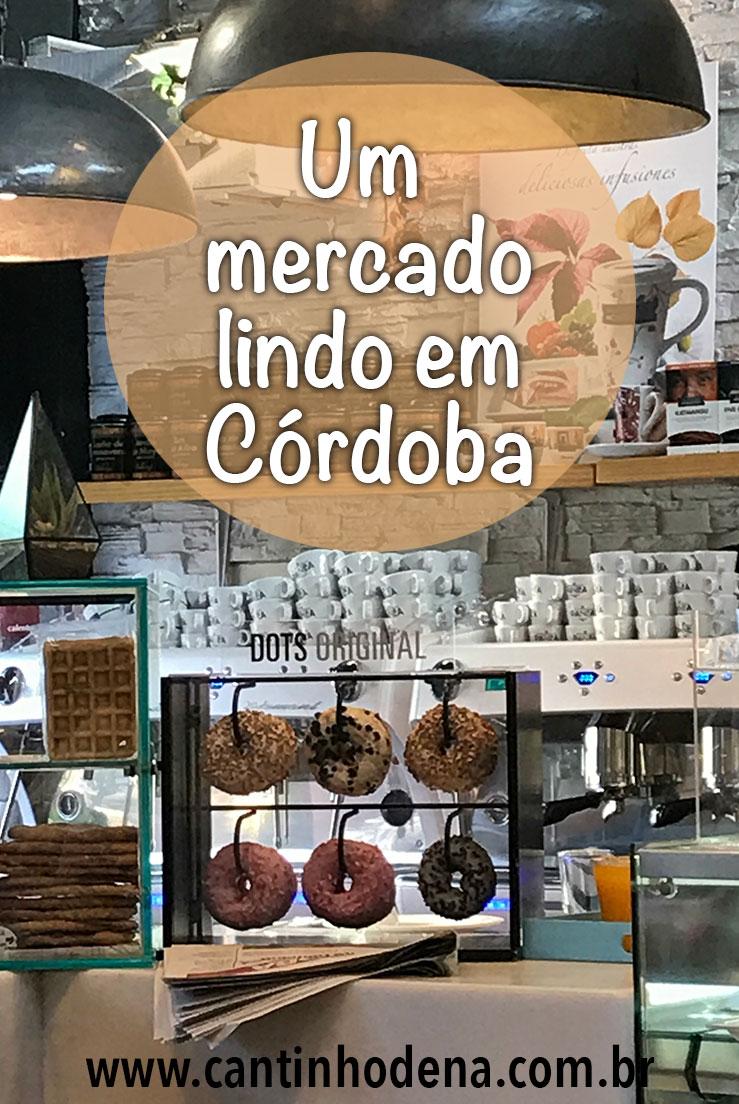 Mercado em Córdoba
