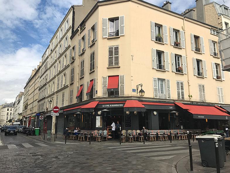 Mercados em Paris