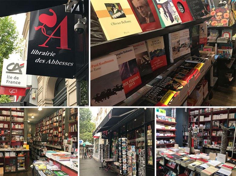 Librairie des Abbesses em Paris