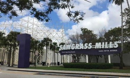Sawgrass Mills + dica de hotel por perto