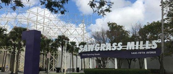 Sawgrass outlet em Fort Lauderdale