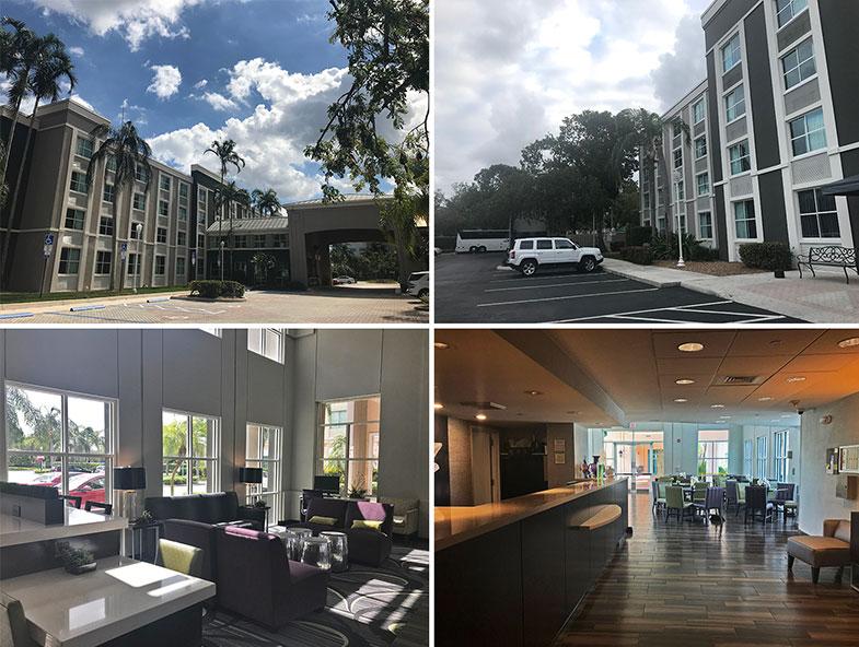 Hotel perto do Sawgrass em Fort Lauderdale