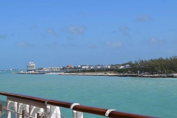 Cruzeiro Disney Wonder em Key West