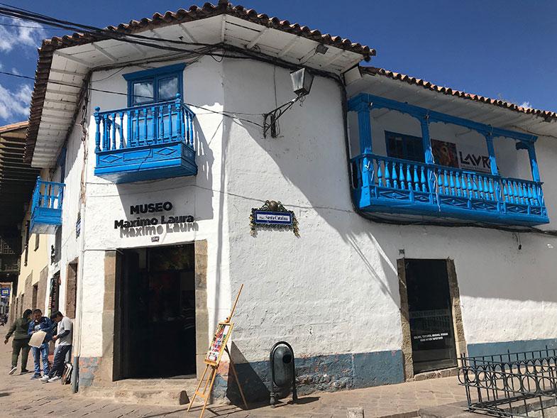 Museus em Cusco: Maximo Laura