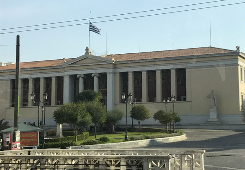 Parlamento de Atenas