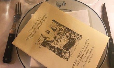 El Botín em Madrid: o restaurante mais antigo do mundo