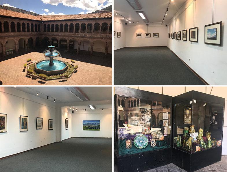 Museus em Cusco: Arte Contemporânea