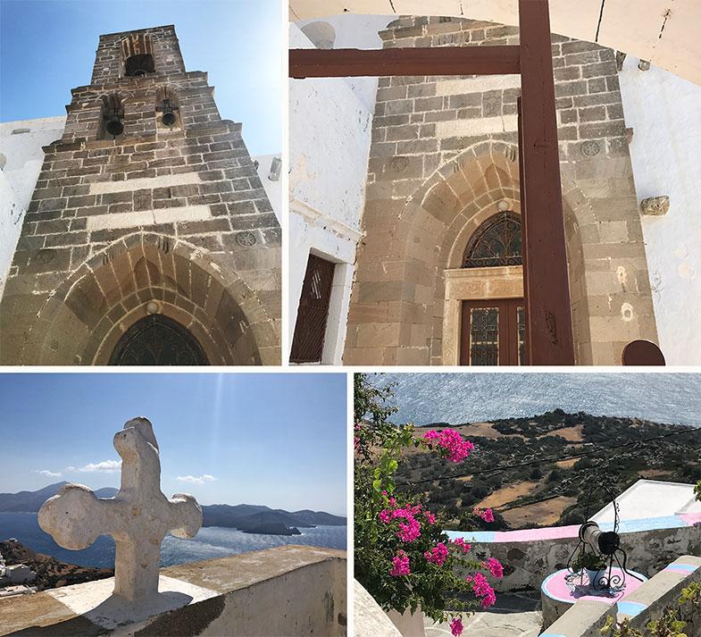 Igreja em Milos