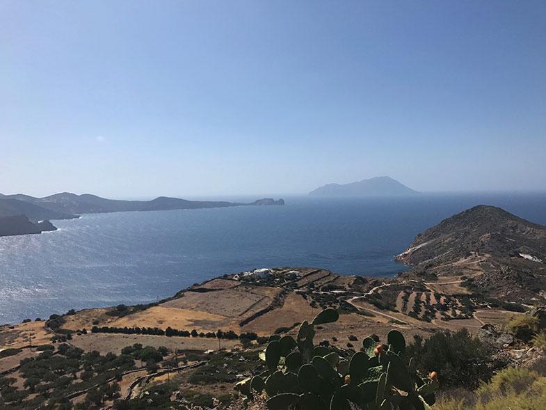 Vista de Milos