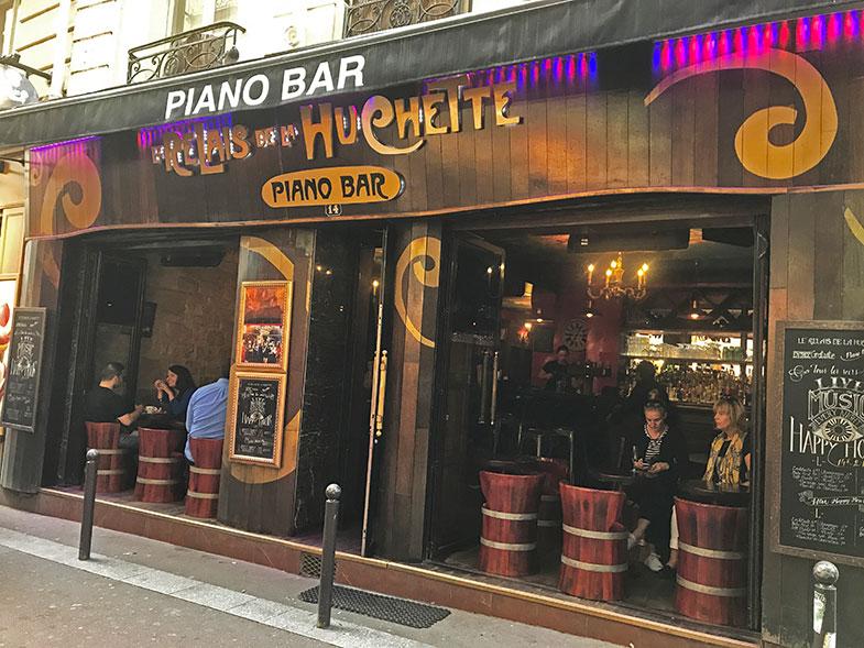 O que ver na Rue de la Huchette em Paris