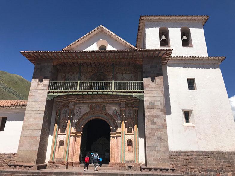 Andahuaylillas no Peru