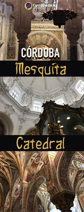 Como é a Mesquita de Córdoba