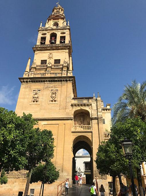 Campanário da Mesquita de Córdoba