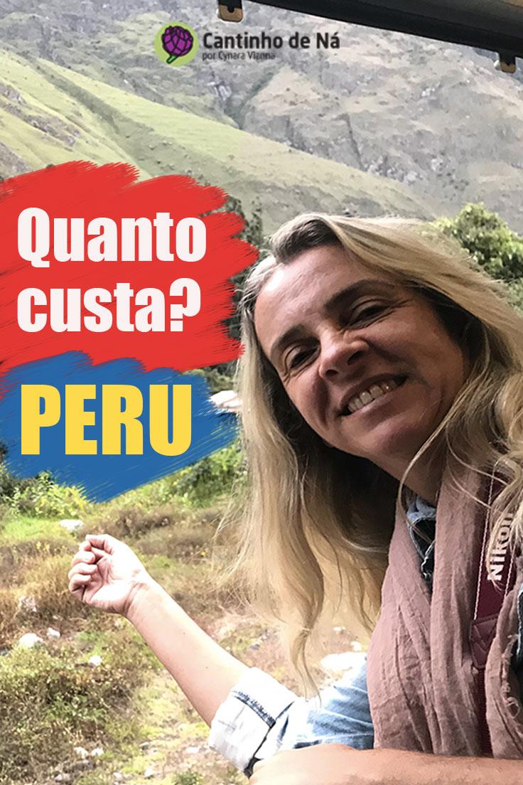 Quanto é viajar para o Peru por 8 dias